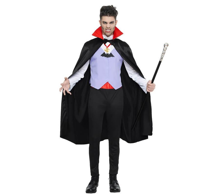 Disfraz de Vampiro Chaleco para hombre