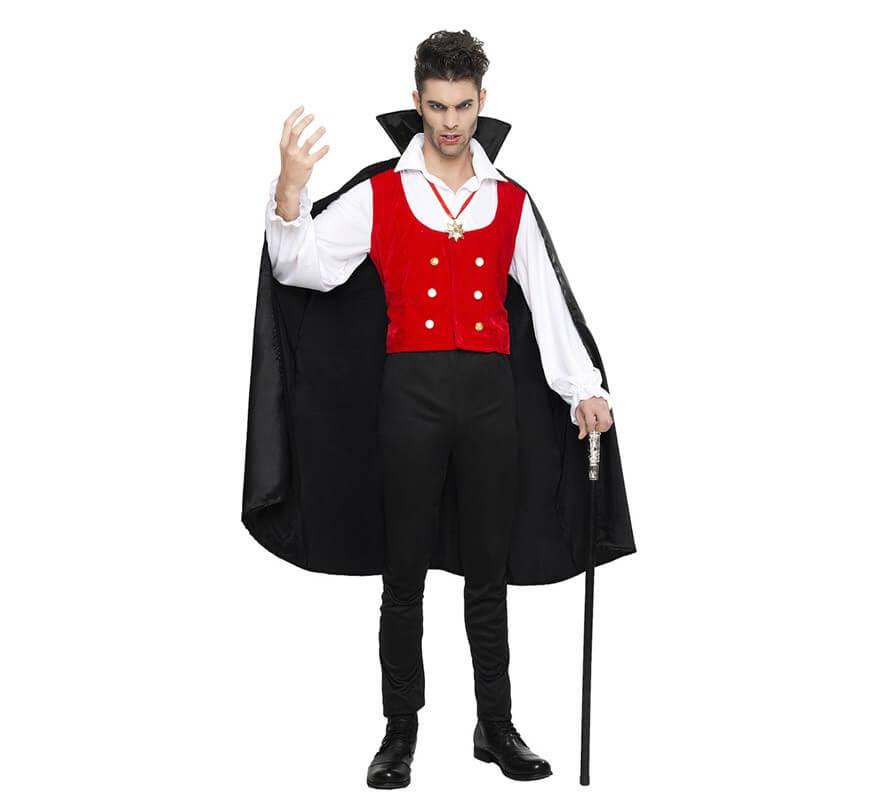 Disfraces de Vampiros para Hombre El Disfraz ms Caero
