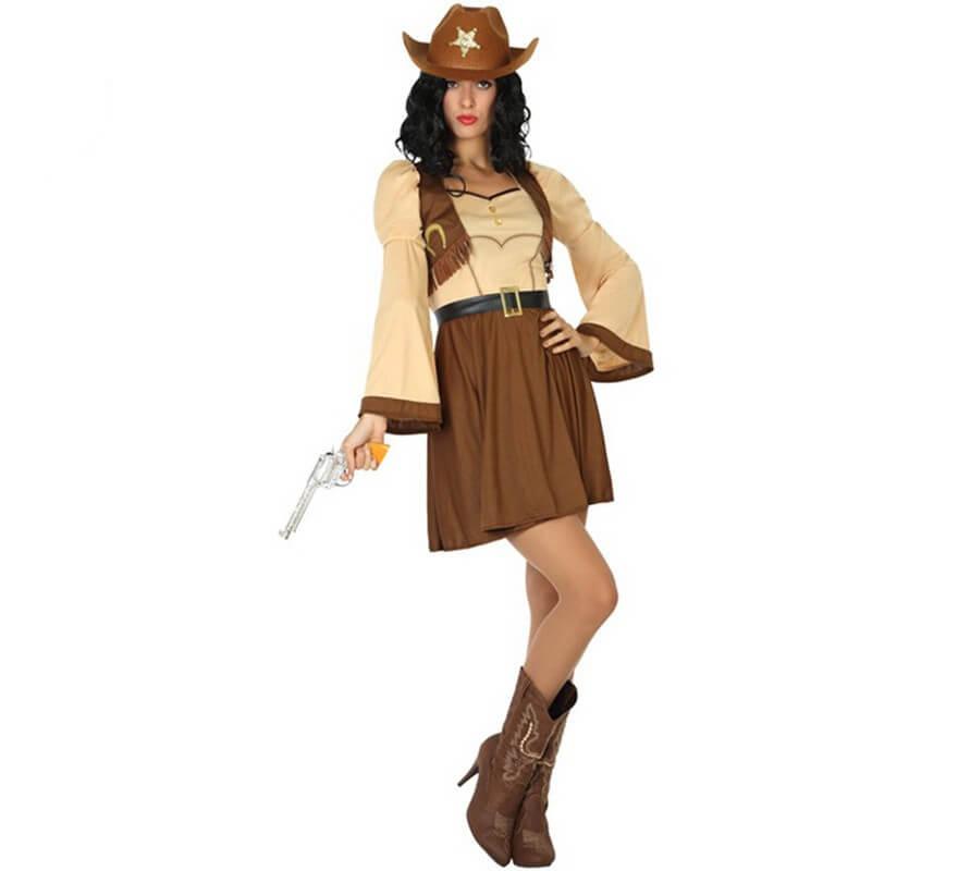2ccf8cb39 Disfraces de India y Vaquera del Oeste para Mujer · En Disfrazzes