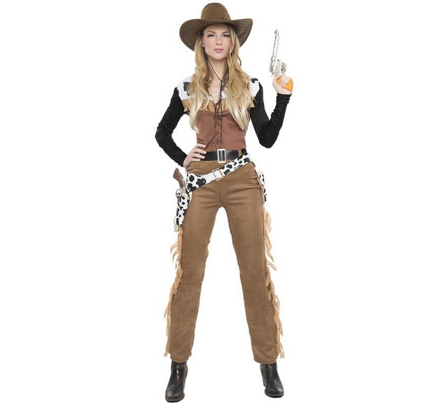 90d752478b8d0 Disfraz de Vaquera Texas para mujer