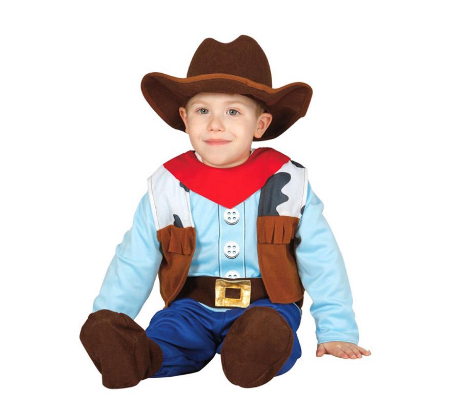 Disfraz de Vaquero Baby d7c841c51f9