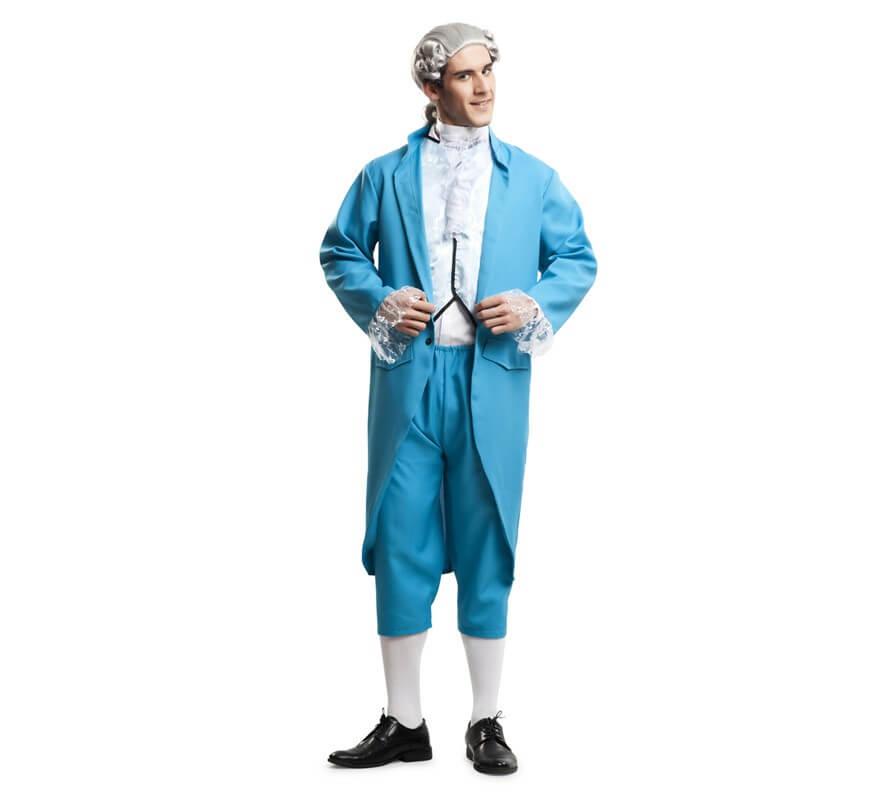Disfraz de versallesco de poca para hombre for Disfraces de epoca