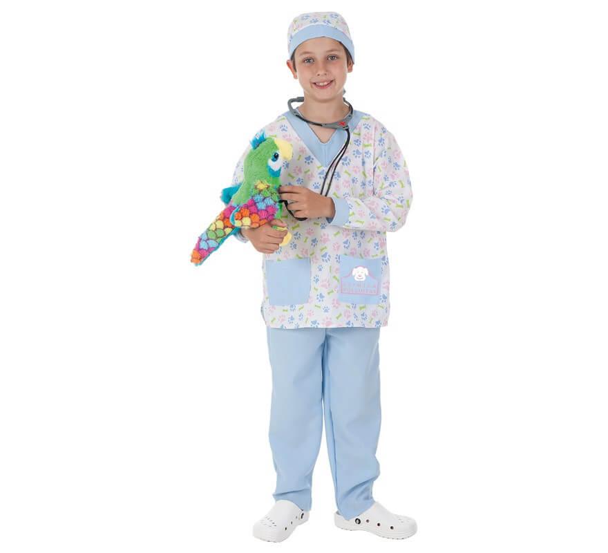 d9d2d67bbf04b Disfraz de Veterinario para niño