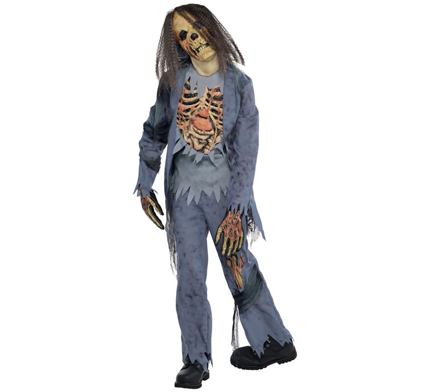 Disfraz genie halloween adolescente