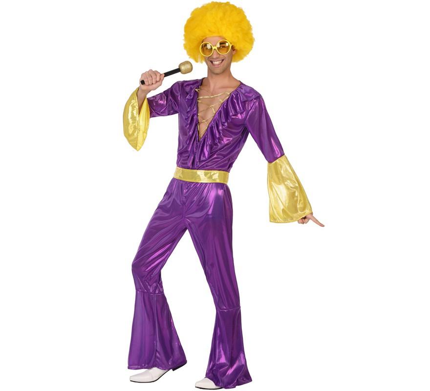 Disfraces Disco de los Años 70 · Tienda online especializada 24H