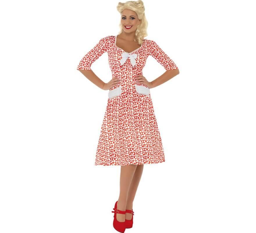 Disfraces Años 40 y 50 · Tienda online especializada | Envíos 24H
