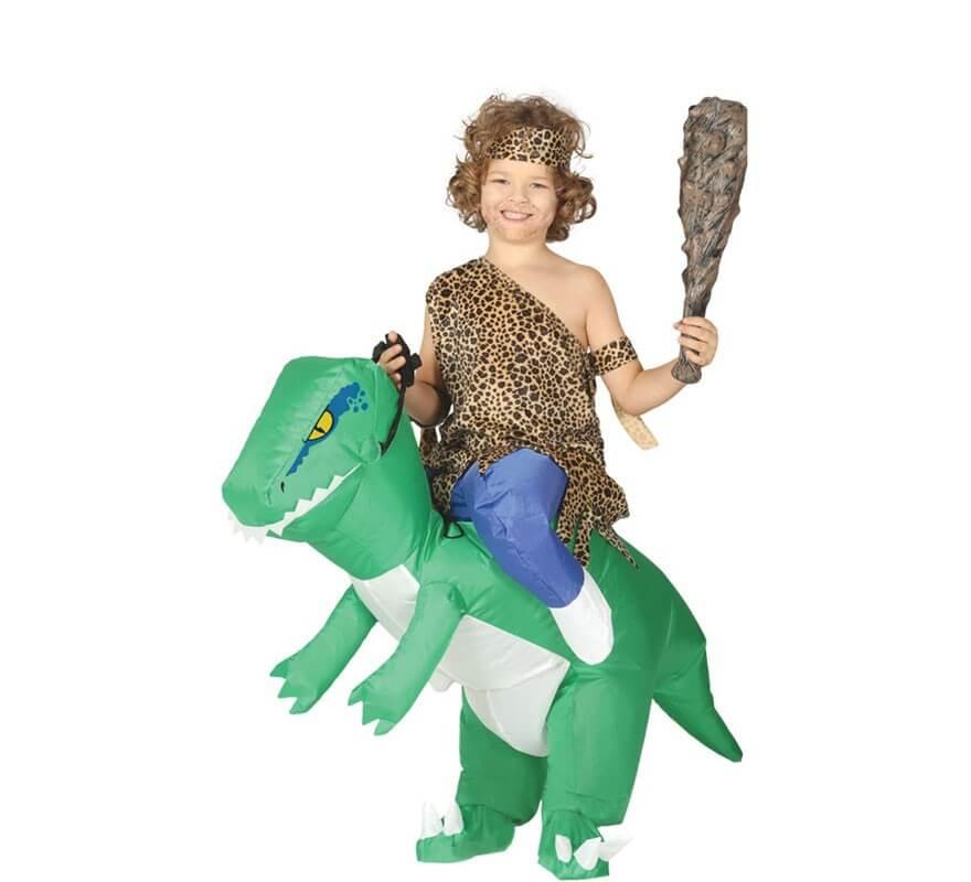 Halloween T-REX TESCHIO Maschera Costume Animale Costume Da Scheletro Accessorio