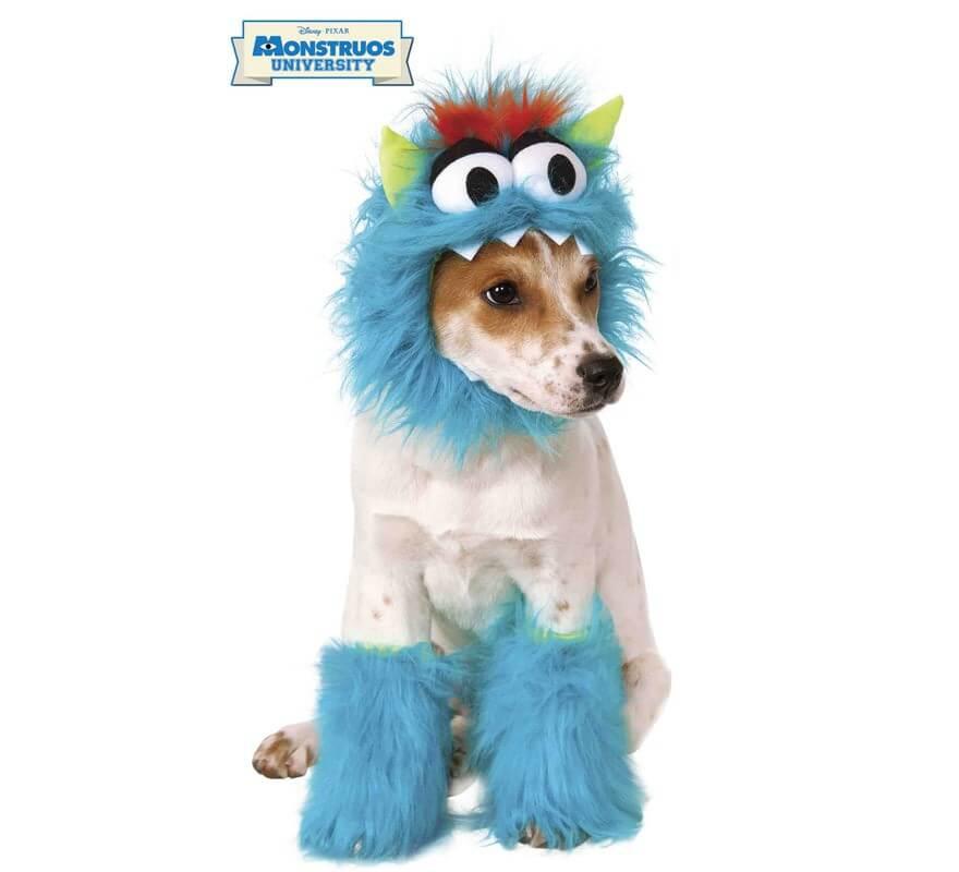 Disfraz Monstruo de Monstruos University para perro