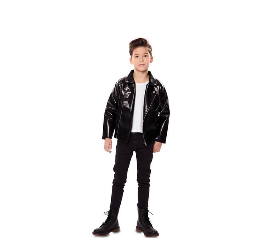 De Rockero Chaqueta Para O Disfraz Niño Ex4zqxIwn