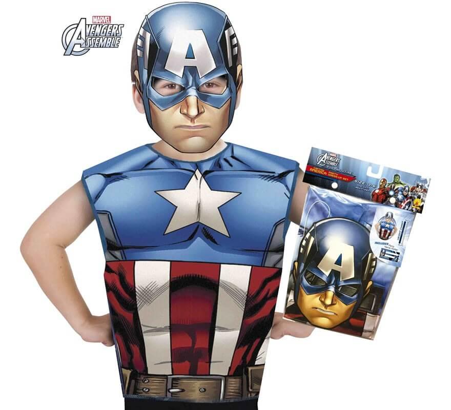 Marvel Maglietta dei Vendicatori per bimbo