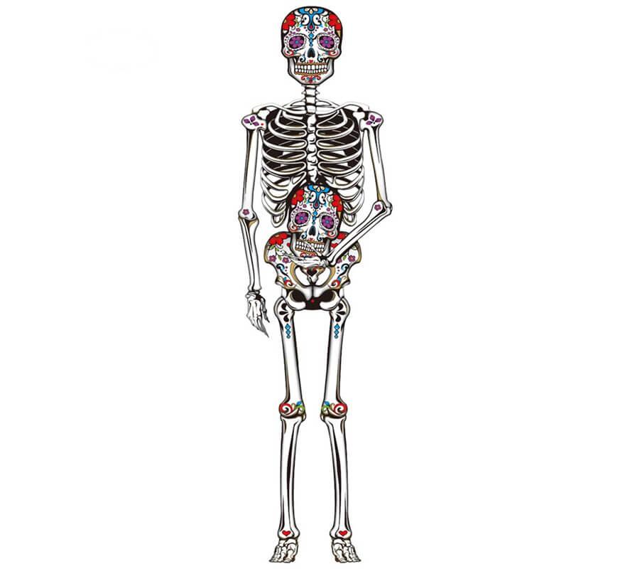 Esqueleto Mexicano 150 Cm