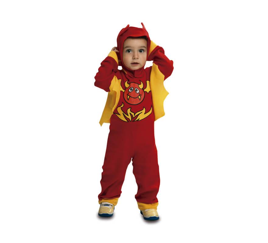 D guisement petit diable rouge pour b b s plusieurs tailles halloween - Deguisement bebe halloween ...