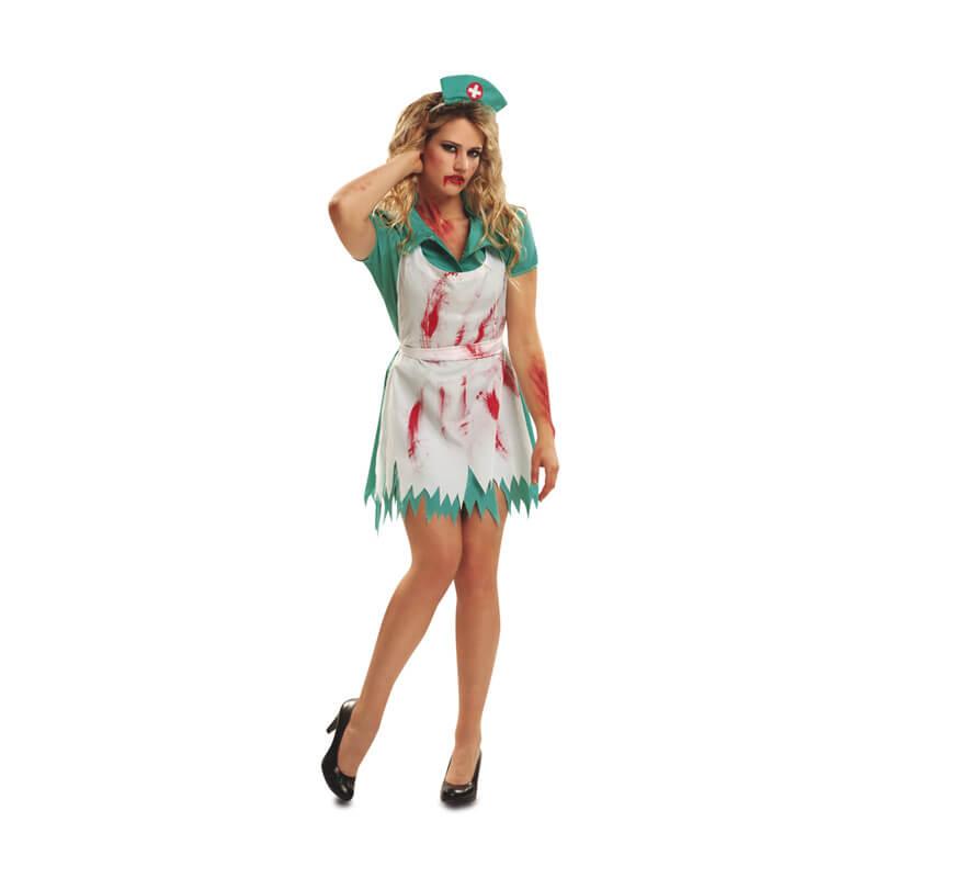 Disfraces de halloween para mujer de enfermera