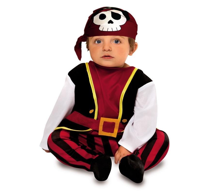 D guisement de pirate t te de mort b b s de 7 12 mois - Deguisement tete de lego ...