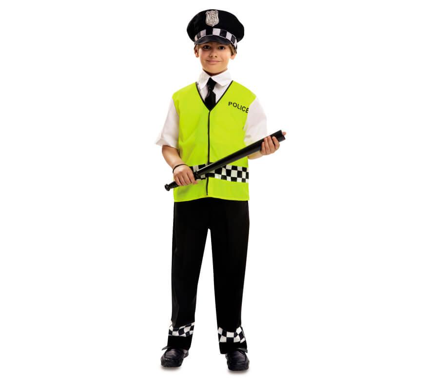 d guisement de policier urbain pour gar on plusieurs tailles. Black Bedroom Furniture Sets. Home Design Ideas
