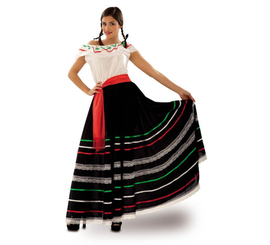 15c55c9c0 Disfraz de Mexicana para Mujer
