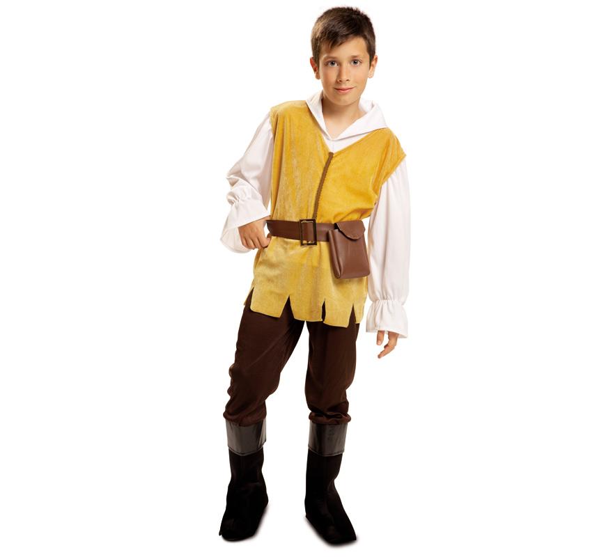 Resultado de imagen de disfraz tabernero niño