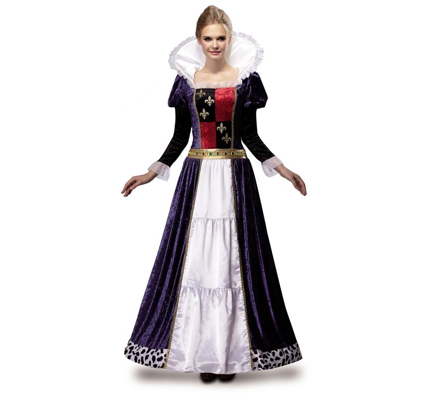 disfraz mujer lujo