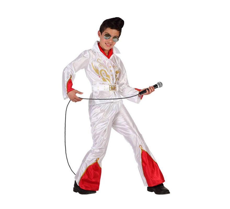 Disfraz de Rockero para niños