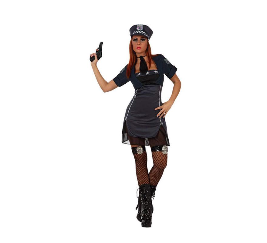 Presos De · En Para Disfrazzes Policías Y Mujer Disfraces POxnFx