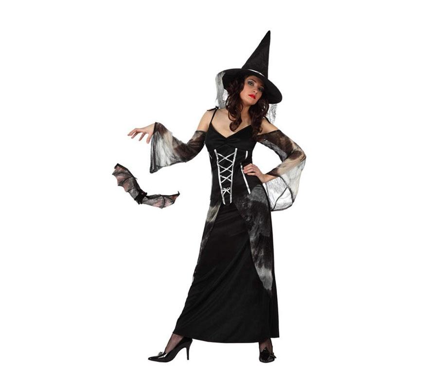 Disfraces de Bruja y Brujo para la noche de Halloween