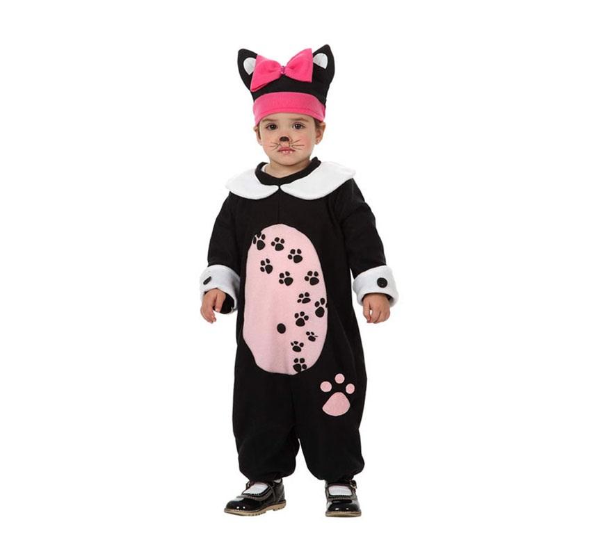 Disfraz de Gatita para bebés