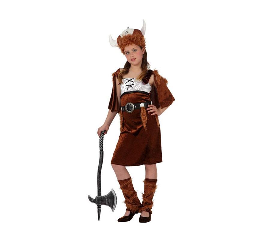 d guisement fille viking pour enfants plusieurs tailles. Black Bedroom Furniture Sets. Home Design Ideas