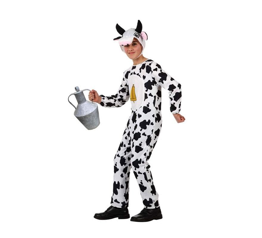 Disfraz de Vaca para niños ade982f3cbd