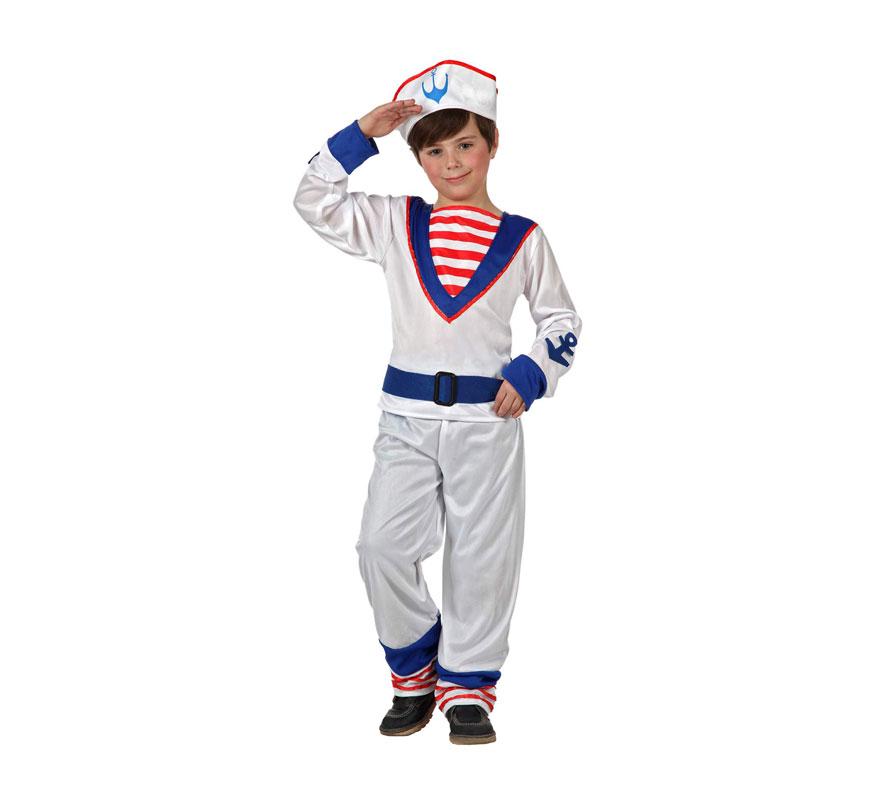 Disfraces infantiles - Marineros - Niño