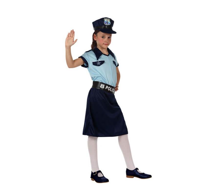 c3a9c537a Disfraz de Policía para niñas