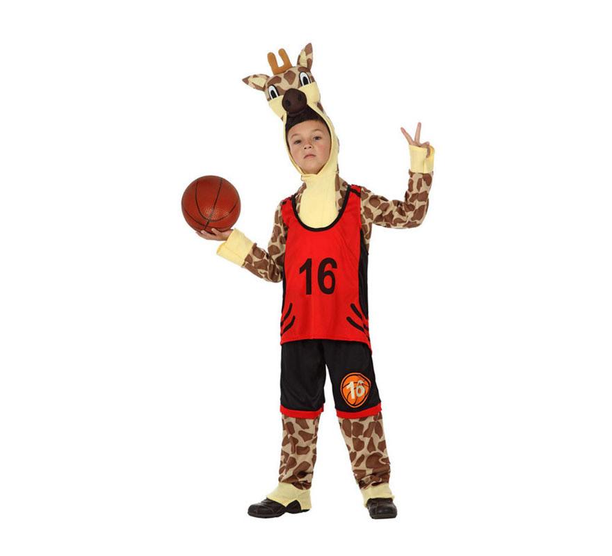 D guisement de girafe sportif pour enfants plusieurs tailles - Deguisement sportif annee 80 ...