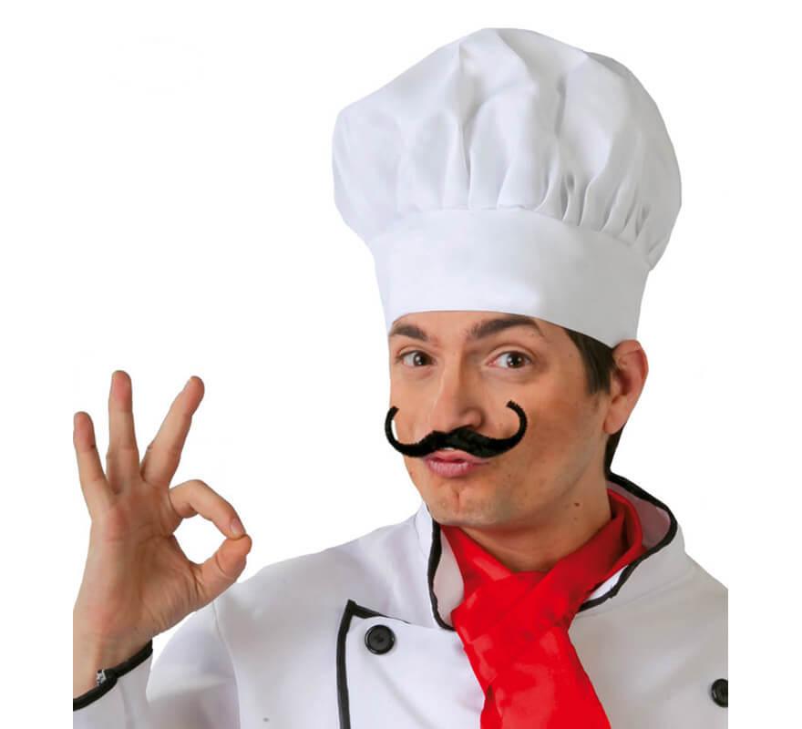 Gorro Cocinero de tela barato 1e0e381f29f