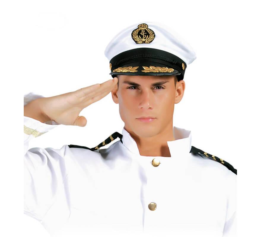 Gorra de Capitán de barco 476cb2b3dd5