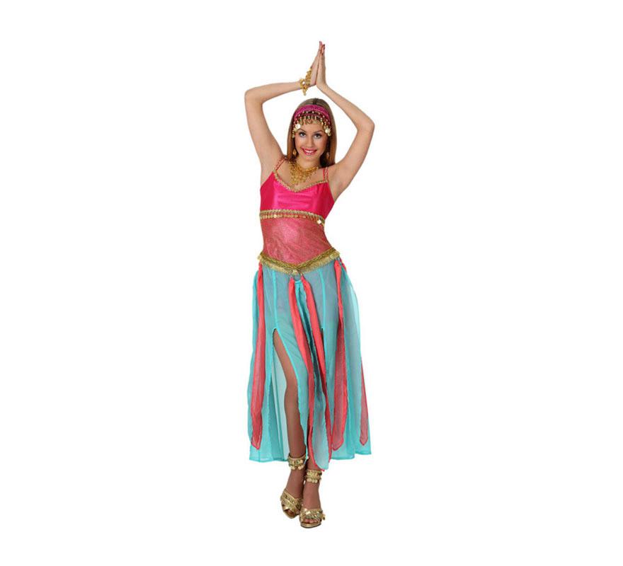 Disfraz de bailarina rabe para mujer - Trajes de carnavales originales ...