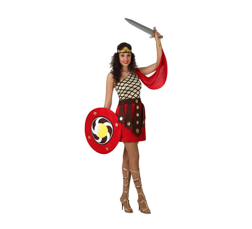 Disfraz Gladiadora Para De Mujer nw0k8OPXN