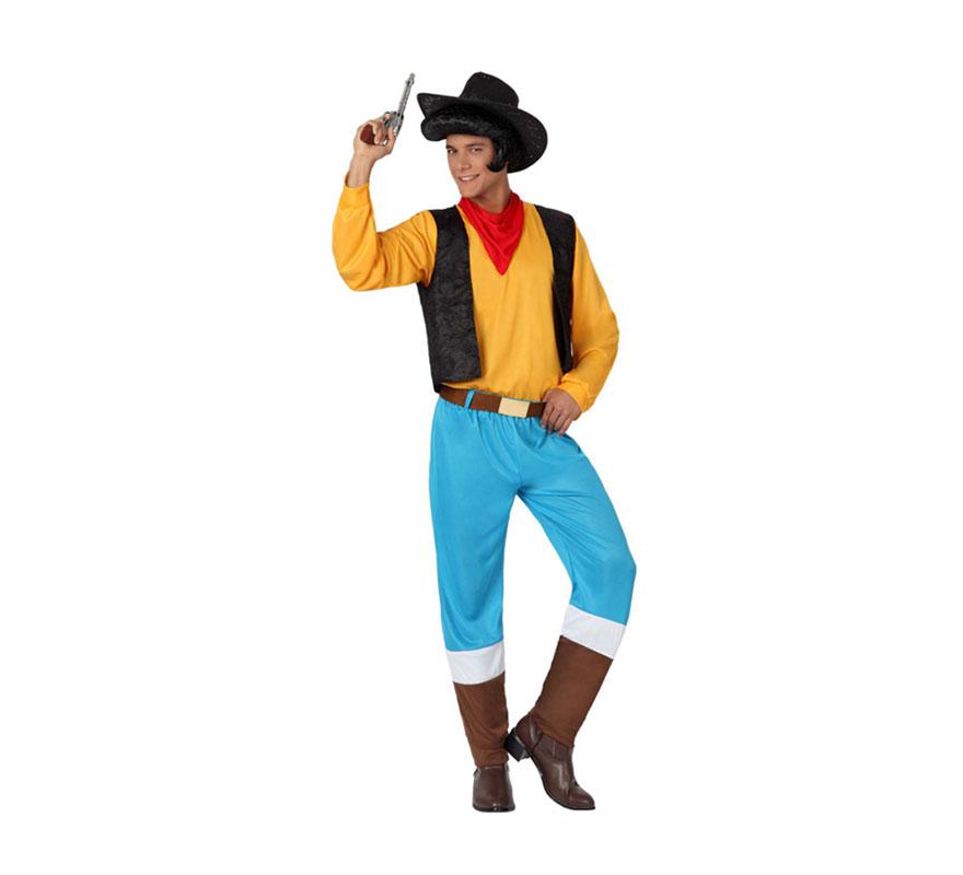 Disfraz de Vaquero para hombre 40f99784de3