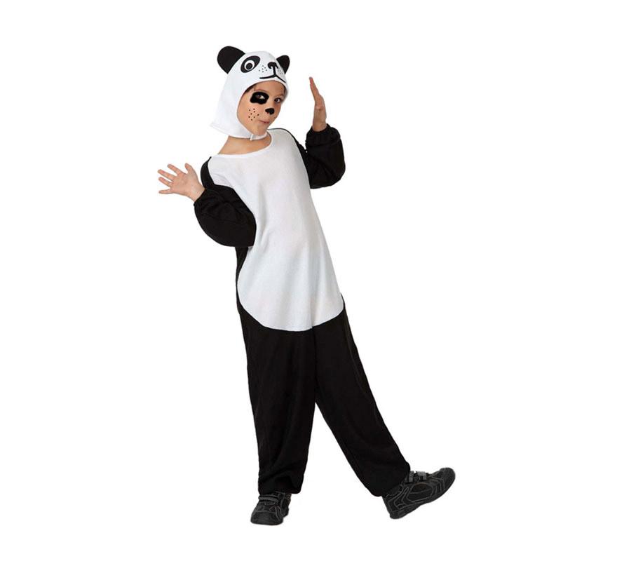 Disfraz de Oso Panda para niños