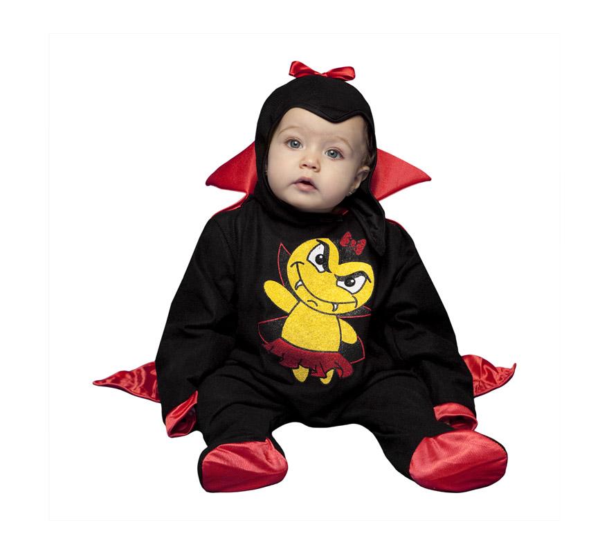 Disfraz de Vampiresa bebé de 6 a 12 meses
