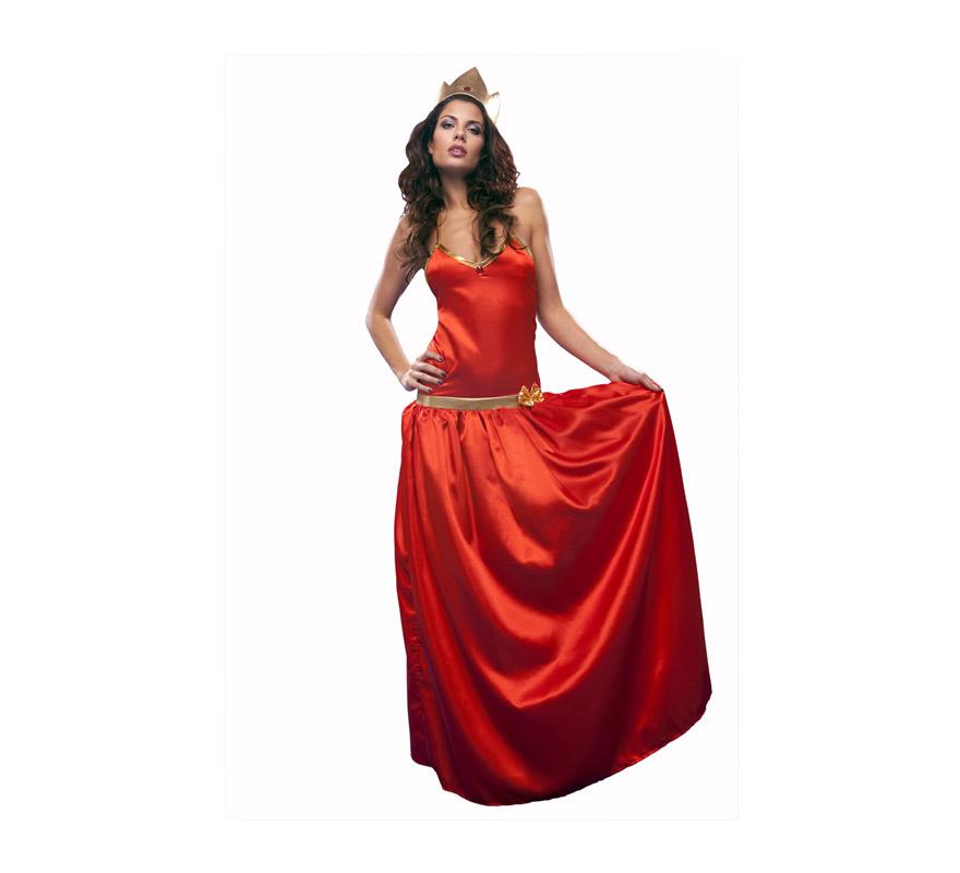 d guisement princesse rouge pour femme taille m l. Black Bedroom Furniture Sets. Home Design Ideas