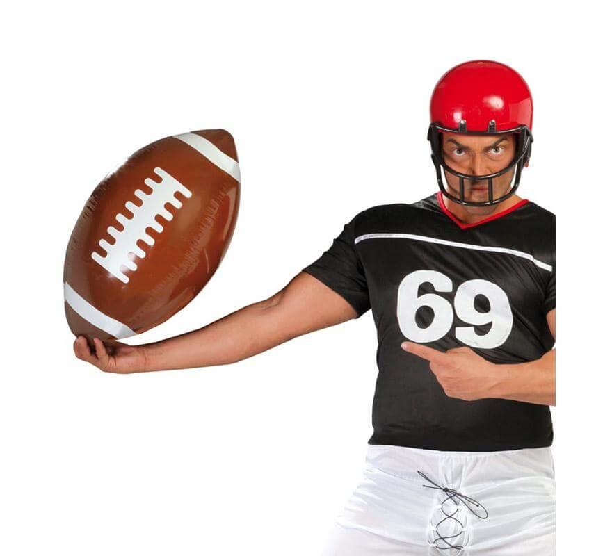 b9f7c6b0 Balón hinchable de Fútbol Americano de 37 cm