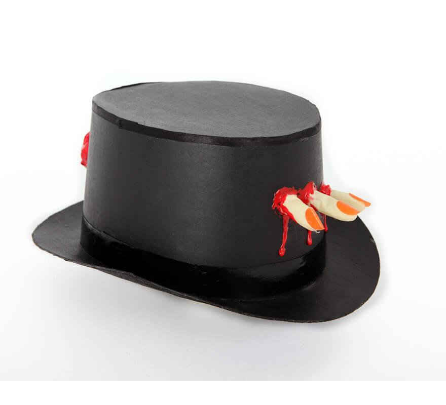 Gorros y Sombreros para Disfraces de Novio y Novia Cadáver f835f8d7414