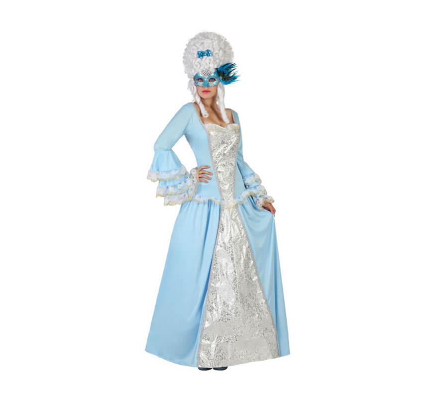 disfraz mujer veneciana