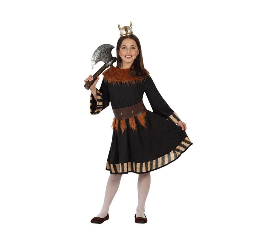 d guisement enfants fille viking plusieurs tailles. Black Bedroom Furniture Sets. Home Design Ideas
