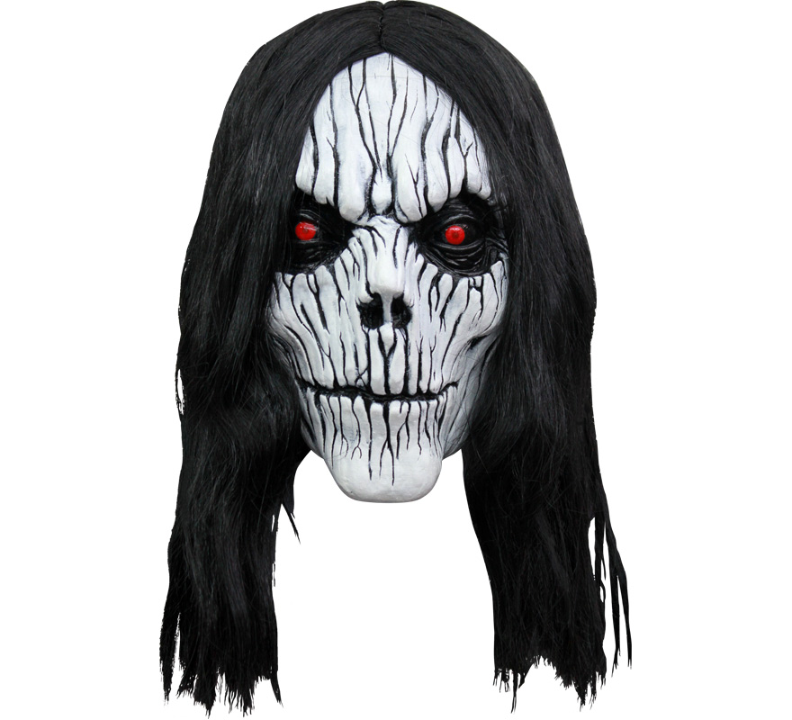 M scara possesion rocker rockero pose do para halloween for Fotos de mascaras de terror