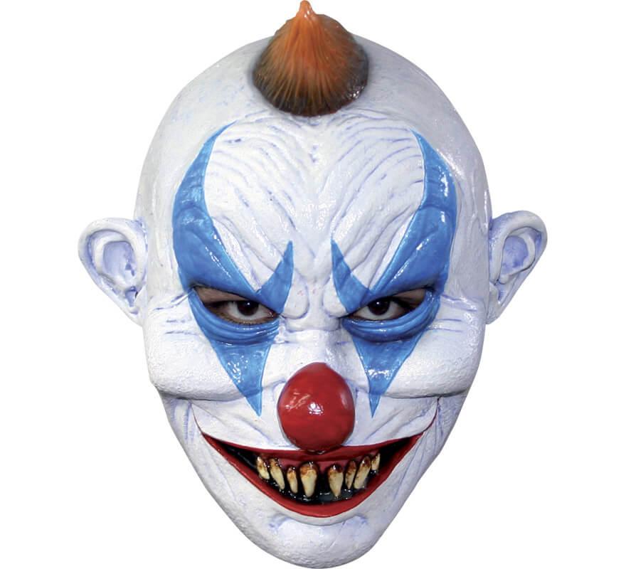 Máscara de Payaso Asesino de látex para Halloween aba40300a8bd