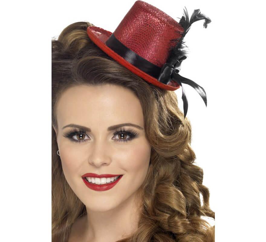 708cec4ea7e82 Gorros y Sombreros para Disfraces de Can Can