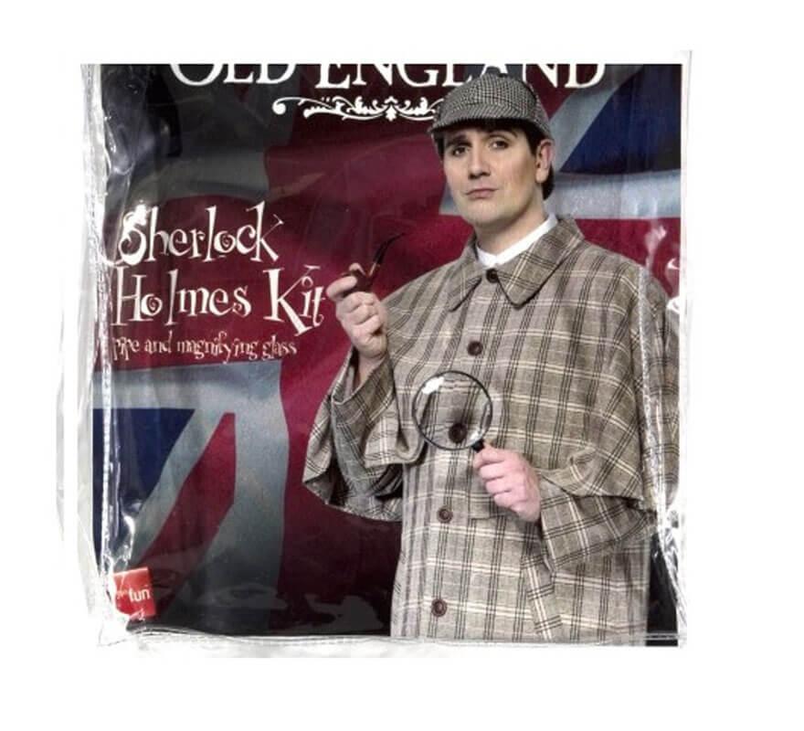 Déguisement Holmes Sherlock Plusieurs Tailles Pour Femme Ybf7vgyI6