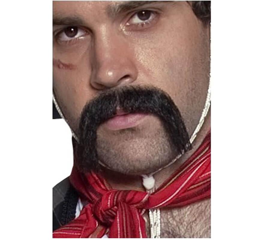 Bigote Largo Forajido Mexicano para hombre