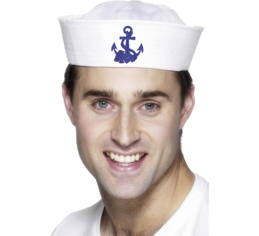 Gorro o Sombrero de Marinero para adultos f9a80dccd49
