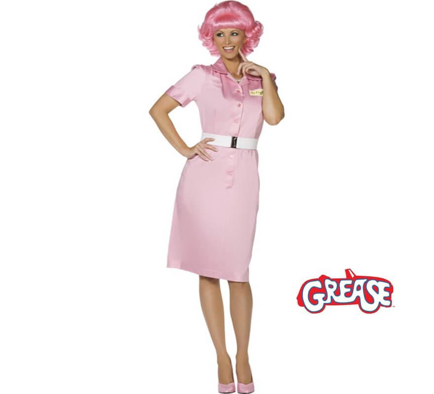 28e37563c Disfraz de Frenchy de Grease para mujer talla M